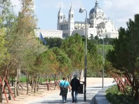 Geocaching Madrid Río